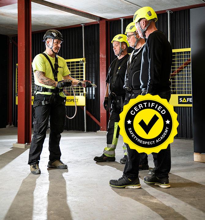 SafetyRespect Academy